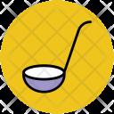 Ladle Spoon Dipper Icon