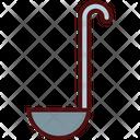 Ladle Scoop Dipper Icon