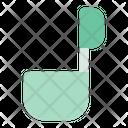 Ladle Soup Spoon Icon