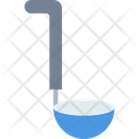 Kitchen Accessory Kitchen Ladle Icon