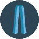 Lady Trouser Night Icon