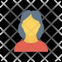 Lady Avatar Women Icon