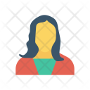 Lady Women Avatar Icon