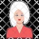 Lady Female Women Icon
