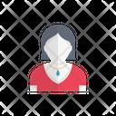 Female Lady Women Icon