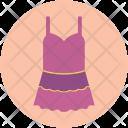 Lady Undershirts Wear Icon