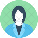 Lady Servant Anchor Icon