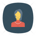 Lady Woman Avatar Icon