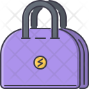Bag Lady Clothes Icon