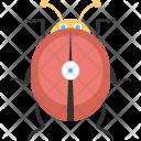 Lady Bird Single Icon