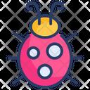 Beetle Bug Bugs Icon