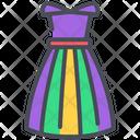 Lady Dress Icon