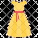 Dress Lady Woman Icon