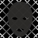 Lady Mask Icon