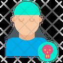 Lady sailor Icon