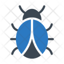 Ladybird Insect Fly Icon