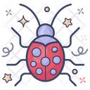 Insect Fly Insect Ladybird Icon