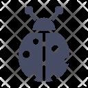 Ladybug Spring Easter Icon