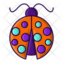 Ladybug Insect Bug Icon