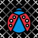 Ladybug Wildlife Wild Icon