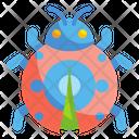 Ladybug Bug Animal Icon