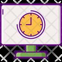 Lag Loading Hour Glass Icon