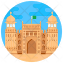 Lahore Fort Icon