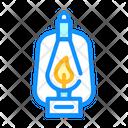 Kerosene Burner Stuff Icon