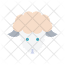 Sheep Cute Easter Icon