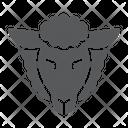 Lamb Animal Jewish Icon