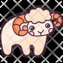 Animal Lamb Farm Animal Icon