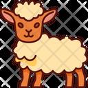 Lamb Goat Mutton Icon