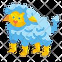 Lamb Sheep Animal Icon