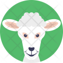 Goat Baby Animal Icon