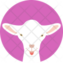 Goat Baby Cute Icon