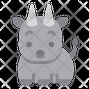 Lamb Goat Sheep Icon