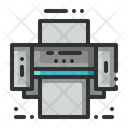 Device Office Laminating Icon