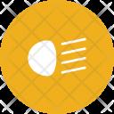 Lamp Light Spotlight Icon