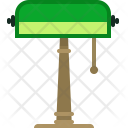 Lamp Light Book Icon