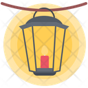 Lamp Candle Agriculture Icon