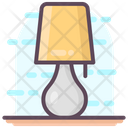 Lamp Table Lamp Light Icon