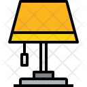 Lamp Furniture House Icon