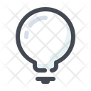 Lamp Light Idea Icon