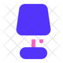 Furniture Lamp Light Icon