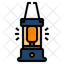 Lamp Camping Light Icon