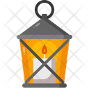 Candle Lamp Lantern Icon
