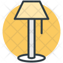Lamp Table Bedside Icon