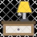 Lamp Furniture Interior Icon