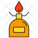 Lamp Fire Flame Icon