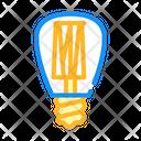 Lightbulb Lamp Stuff Icon